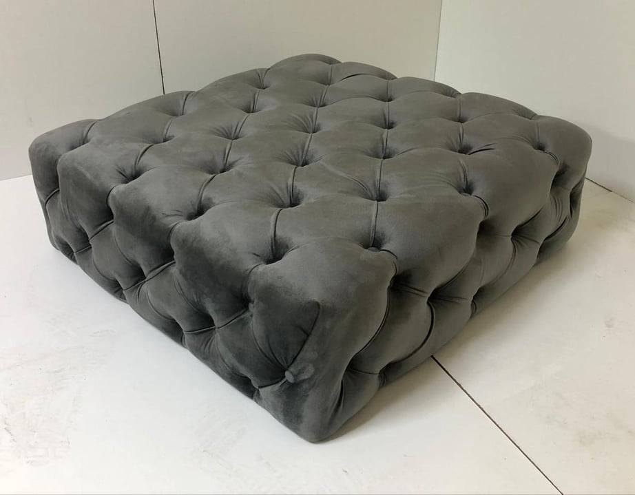 Big Size Chesterfield Footstools Trending Product